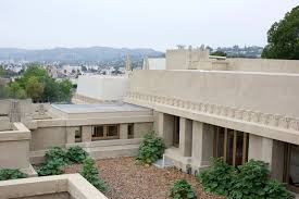100 Frank Lloyd Wright La Iconic Perspectives S Hollyhock House