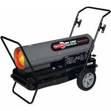 Mainstays Patio Heater Wont Stay Lit by Dyna Glo Delux Kfa50dgd 50 000 Btu Kerosene Forced Air Heater
