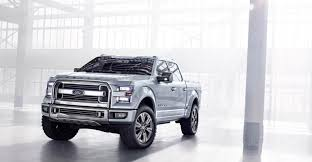 100 Ford Atlas Truck Concept Indicator Of Future F150 WardsAuto