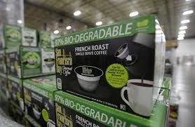 In This Photo Taken Wednesday March 4 2015 Packaged Coffee Pods Highlighting The