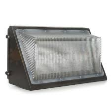 100w led wall pack security light eq to 320w mh hps aspectled