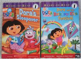 Dora The Explorer Kitchen Set by Set 2 Ready To Read Level 1 Dora The Explorer Dora U0027s Sleepover