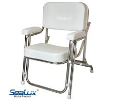 Buy SeaLux STAINLESS STEEL Portable Folding Cushioned Boat Deck ... Folding Model M100nb Forma Ltd Alinium Marine Deck Chair Two West Marine Alinum Cushion Chairs Bloodydecks Boat Chairs Tables Relaxn White Amazoncom Exclusive Sea Fniture Hdware Yacht Deck Seating Guide Gear Deluxe 623191 Fishing Sportaseat The Original Portable And Adjustable Seat Made In The White Blue Strips Word Stock Photo Edit Now 1102256972 Directors Outdoor Timber Side Slats Furlicious
