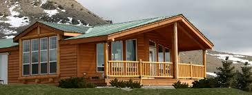 Modular Log Homes Oklahoma Craftsman Manufactured Mobile 15 Home