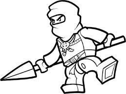 Emejing Ninja Coloring Pages Pictures For Page