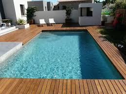 margelle piscine en bois margelle pour piscine margelle droite plate dalle pour