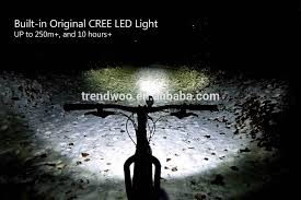 ipx65 waterproof outdoor bicycle led bluetooth speaker with cree