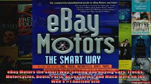 100 Cars Trucks Ebay EBay Motors The Smart Way Selling And Buying Motorcycles