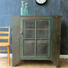 Pantry Cabinet Antique Pantry Cabinet with Antique Green Pie Safe