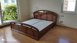 schlafzimmer bett kommode mit spiegel 2 nachttische