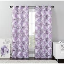 Dkny Mosaic Curtain Panels by Purple Grommet Curtains U0026 Drapes Shop The Best Deals For Dec