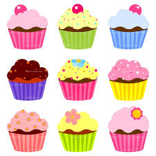 Cup Cakes Clip Art Cupcakes Clip Art 2 59 Cupcakes Clipart Clipart Fans Animations