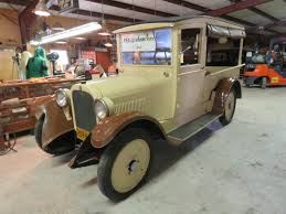 Lot 33L – 1929 Dodge Brothers-Graham Canopy Express Truck ...