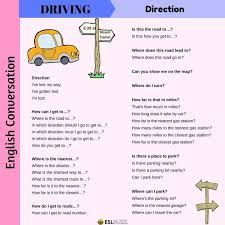Useful Phrases To Talk About DRIVING In English English