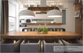 Rustic Dining Room Decorations by Modern Rustic Dining Room Table Interior Design