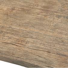 Rustic Contemporary Chinese Elm Wood Bench