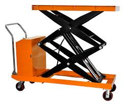 Hydraulic Hand Electric Table Truck | 2200 Lb | ETF100SD Standard 155ton Hydraulic Hand Pallet Truckhand Truck Milwaukee 600 Lb Capacity Truck60610 The Home Depot Challenger Spr15 Semielectric Buy Manual With Pu Wheel High Lift Floor Crane Material Handling Equipment Lifter Diy Scissor Table Part No 272938 Scale Model Spt22 On Wesco Trucks Dollies Sears Whosale Hydraulic Pallet Trucks Online Best Cargo Loading Malaysia Supplier