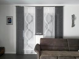 modernen schiebegardinen etsy gardinen wohnzimmer