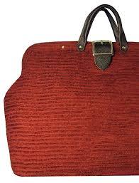 Chenille Carpet by Black Purple And Tan Chenille Carpet Bag