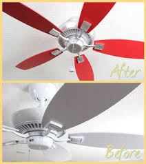 Shaking Ceiling Fan Dangerous by How To Paint A Ceiling Fan