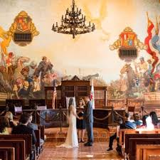 Santa Barbara Courthouse Mural Room by Santa Barbara Classic Weddings 38 Photos U0026 49 Reviews