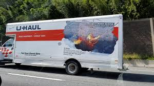 This U-haul Has A Fun Fact About A Ghost Ship On It : Mildlyinteresting Uhaul Sustainability Technology Efficiency Self Move Using Rental Equipment Information Youtube New 26 Foot Moving Truck At Gas Station In Hendersonville Nc How Much Does It Cost To Rent A Uhaul Box Truck Best Resource College Moving Trailers For Students Flourishing Palms Couple More Goodbyes To Load A Car Onto Tow Dolly Choose The Right Size Insider Rentals Trucks Pickups And Cargo Vans Review Video Reviews Stock Photos Images Alamy