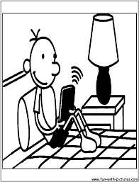 Diaryofawimpykid Coloring Pages Best Of Diary A Wimpy Kid