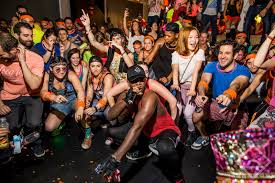 Eventbrite Halloween Bar Crawl Boston by Daybreaker Atx Wild Things Tickets Wed Aug 30 2017 At 6 00