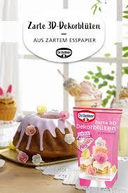 zarte 3d dekorblüten häschenkuchen hübsche kuchen kuchen