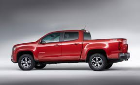 100 Motor Trend Truck Of The Year History Chevrolet Colorado Resets The Bar For Midsize Segment