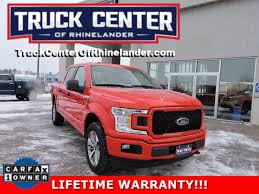 100 Lenz Truck Center Ford S For Sale In Rhinelander WI 54501 Autotrader