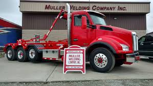 Muller Welding Company Indiana Waste Equipment Sales Service | UT-OR-174