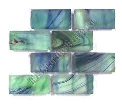 american olean visionaire brick subway stained glass va91