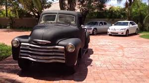 100 1951 Chevy Truck For Sale Chevrolet Pickup EBay Sell Video YouTube