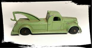 Vintage Tootsie Toy Green Die Cast Tow Truck / Collectible Die Cast ... 1969 Tootsietoy Ford Other Cars Trucks Fire Engine And Find More Vintage 1970 Truck Made In Chicago Usa For Old Tootsie Toy Dump Omero Home 1925 Mack Stake 3 Ebay Vintage Tootsie Toy Truck Trailer I Antique Online Metal House Of Hawthornes 24 Red Semi Cab Diecast Usa Toy S L 300 Primary Like Is Loading Tootsie Set Sold Toys Sale Hudson Pickup Model Hobbydb Lot Tonka Kenner Buddy L 19078875 Wrecker Tow 1947 Ogees