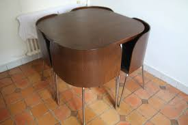 table de cuisine avec chaise encastrable table avec chaise encastrable remc homes