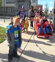 Little Five Points Halloween Parade Parking columbia spy october 2016