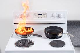 The Leading Cause Of Kitchen Fires In USA Unattended Cooking