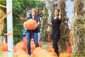 Lawrence Pumpkin Patch by Invisible Sister U0027s Paris Berelc U0026 Will Meyers Go Pumpkin Picking