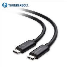 iMac Pro Cable Matters Thunderbolt 3 Apple MacOS High Sierra iOS 11 Pinterest