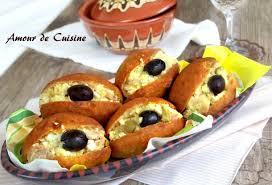 de cuisine tunisienne beignets salés farcis
