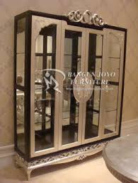 Luxury Design Series Dining Room Wine Cabinet Elegant Home Decorative Display