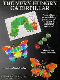 The Very Hungry Caterpillar Art Activities