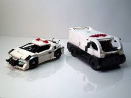 Futuristic Japanese Police Vehicles: A LEGO® Creation By Dylan ... Lego City 60194 Arctic Scout Truck Purple Turtle Toys Australia Amazoncom Lego Police Car Games City Mobile Unit 60044 Overview Boxtoyco Undcover Complete Walkthrough Chapter 2 Guide Tow Trouble 60137 Walmartcom Itructions 7638 9 Awesome Building Sets For Young Makers Grand Prix 60025 Review Video Dailymotion Mountain Headquarters 60174 Here Is How To Make A 23 Steps With Pictures Ebay