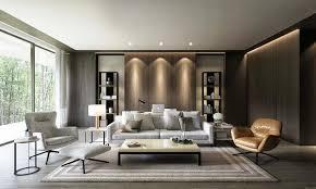 Modern Living Room Per Design Wall Decorations