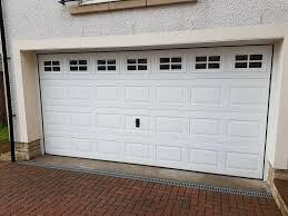 100 Double Garage Conversion White Door In East Kilbride Glasgow Gumtree