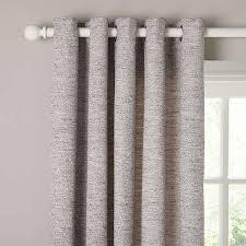 Nate Berkus Herringbone Curtains by Buyjohn Lewis Boucle Texture Lined Eyelet Curtains Grey W167 X