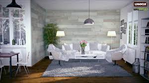 wall effect 3d logoclic wandpaneele