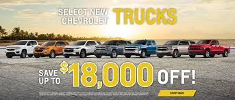 100 Truck Rebates New And Used Car Chevrolet Dealer In Sunrise FL Chevy Dealership