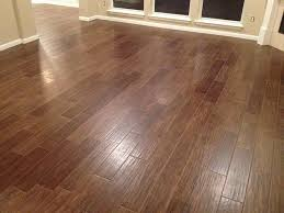 wood plank tile new basement and tile ideas